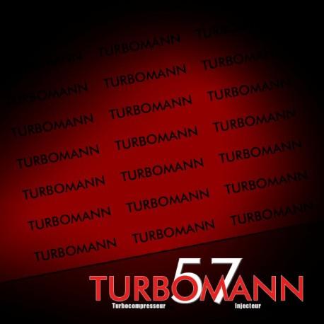 Turbo BMW X5 3,0L E53 218CV