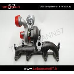 Turbo SKODA 1,9L TDI 105CV