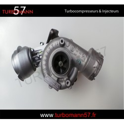 Turbo SKODA 1,9L - 2,0L TDI 140CV