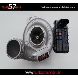 Turbo MERCEDES 3,0L CRD -300CRD -3,0L CDI - 218 CDI - 318 CDI - 320 CDI - 418 CDI - 518 CDI