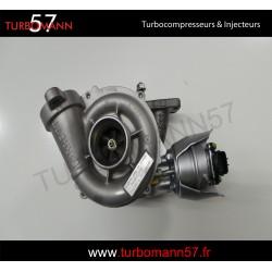 Turbo PEUGEOT - 1,6L HDI 110CV