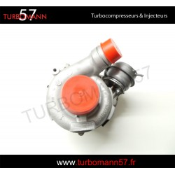 Turbo NISSAN - 2.0L DCI