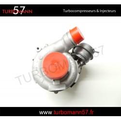 Turbo NISSAN - 2.0L DCI