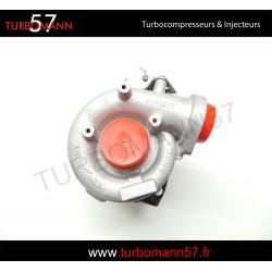 Turbo BMW X5 3,0L 530D - 730D 211CV - 218CV E53, E60, E61