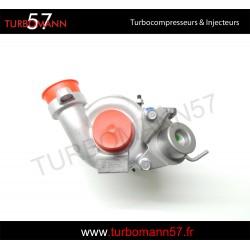 Turbo PEUGEOT 1,6L HDI  90CV