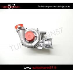 Turbo PEUGEOT 1,6L HDI  110CV