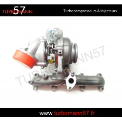 Turbo AUDI 2,0L TDI 140CV