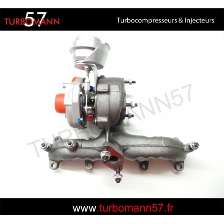 Turbo FORD - 1,9L  TDI 110CV