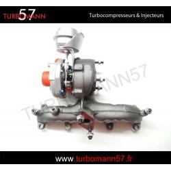 Turbo SKODA - 1,9L  TDI 110CV