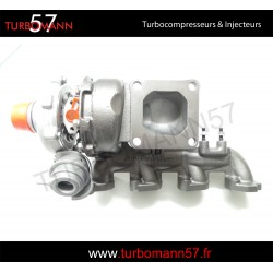 Turbo FORD - 1,8L TDCI  100CV - 115CV