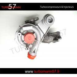Turbo FIAT  - 2.0L - HDI - JTD
