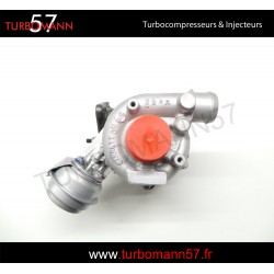 Turbo SKODA 1.9L - TDI - 115CV