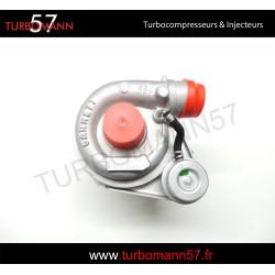 Turbo FIAT 2.8L - TD - 122CV