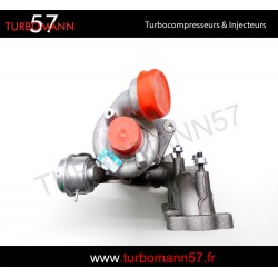 Turbo AUDI - 1,9L TDI 105CV