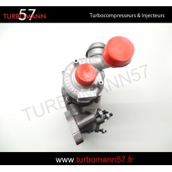 Turbo VAG 2,0L TDI 140CV