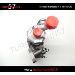 Turbo SKODA 2,0L TDI 140CV