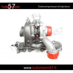 Turbo OPEL - 1,9L CDTI - JTD-115CV