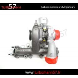 Turbo FIAT - 1,9L CDTI - JTD-150CV