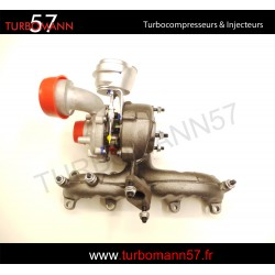 Turbo VAG 1,9L - TDI 130CV