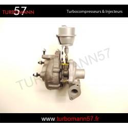 Turbo ALFA  - 1.3L - JTDM - JTD