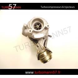 Turbo CITROËN 760I - F01 - F02 - F03 - 2.0L - HDI -JTD - RR4 - RR5