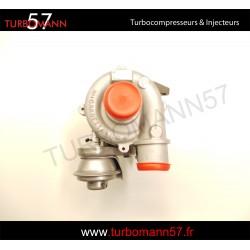 Turbo TOYOTA RAV4 2,0L D 116CV