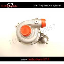 Turbo MAZDA 2,0L CITD - DI  136CV