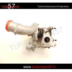 Turbo RENAULT 1,9L DCI - DTI 105CV