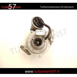 Turbo FIAT - 1,3L HDI - CDTI - JTD MULTIJET 75CV