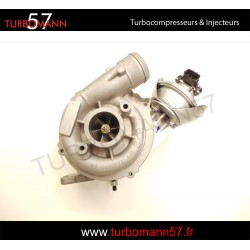 Turbo FORD - 2,0L TDCI