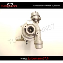 Turbo RENAULT 1,5L DCI
