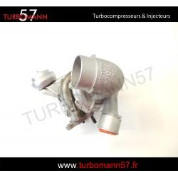 Turbo TOYOTA 2.2L - D-4D