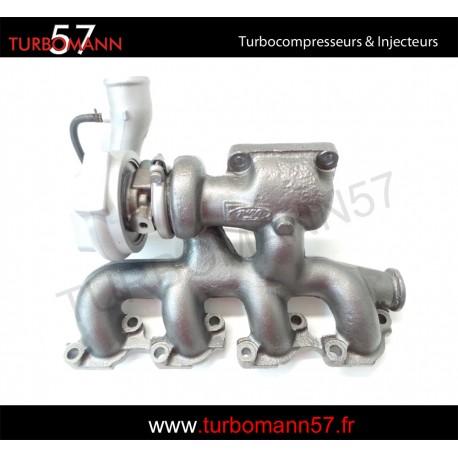 Turbo Ford 2.4L - TDCI