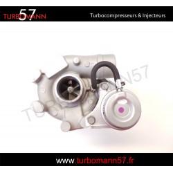 Turbo FIAT - 2.8L - HDI - JTD