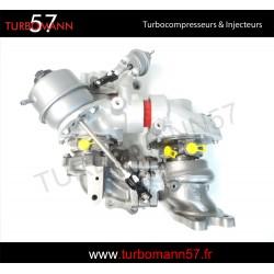 Turbo Echange Standard  BI turbo MAZDA 2.2L