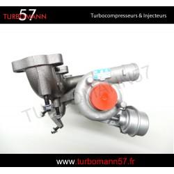 Turbo SKODA 1.9L 130CV